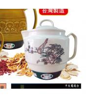 畫眉鳥陶瓷煎藥壺(啞巴媳婦)