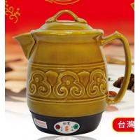 如意陶磁煎藥壺(啞巴媳婦)
