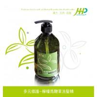 百草千方 檸檬馬鞭草多元修護洗髮精(不含矽靈)