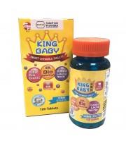 金寶貝初乳+益生菌+乳鐵咀嚼錠 120粒/盒